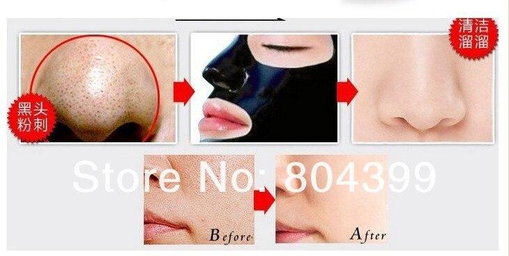 15 шт./лот Best продажи Deep Cleansing шелушиться Удалить черной головой Нос Маска для лица 60 мл, бесплатная доставка