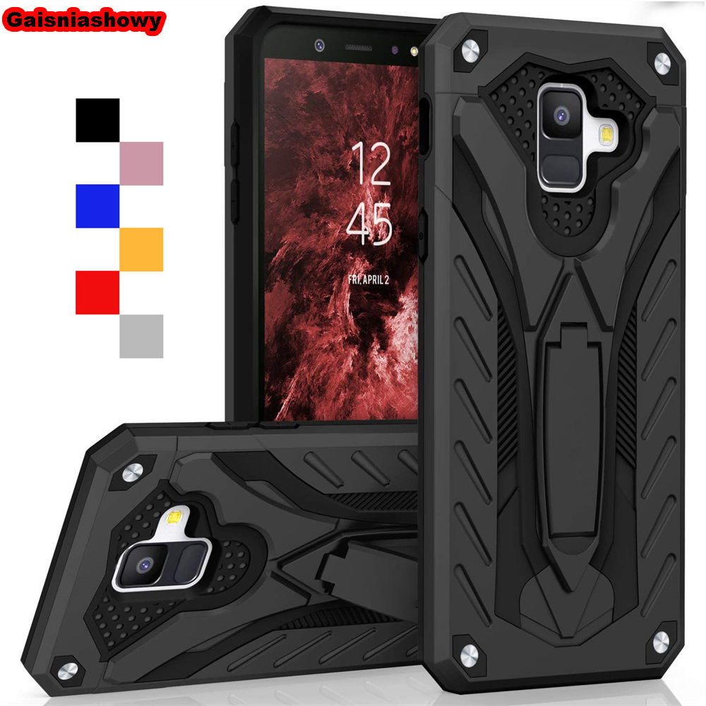 Shockproof <font><b>Case</b></font> For <font><b>Huawei</b></font> Honor 8X 7A 7C 9i Y5 Y6 <font><b>Y7</b></font> Y9 <font><b>2018</b></font> 2019 P9 P10 P20 Nova 2i 3 3e 3i Stand Military Grade <font><b>Case</b></font> Cover image