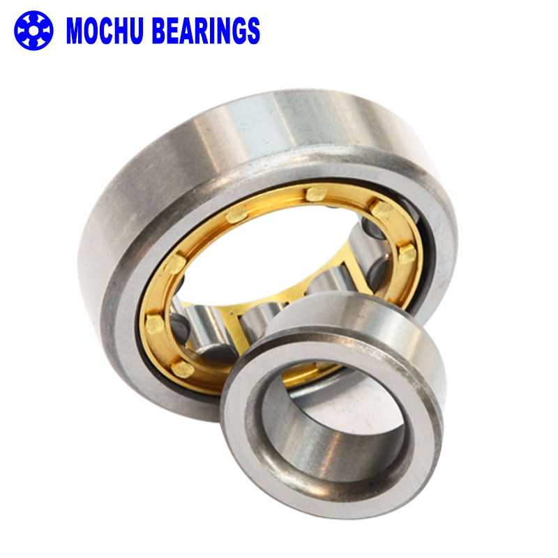 1 piece NJ2205EM NJ2205 42505 H 25x52x18 MOCHU Cylindrical roller bearings single row Machined brass cage high quality mochu 22213 22213ca 22213ca w33 65x120x31 53513 53513hk spherical roller bearings self aligning cylindrical bore