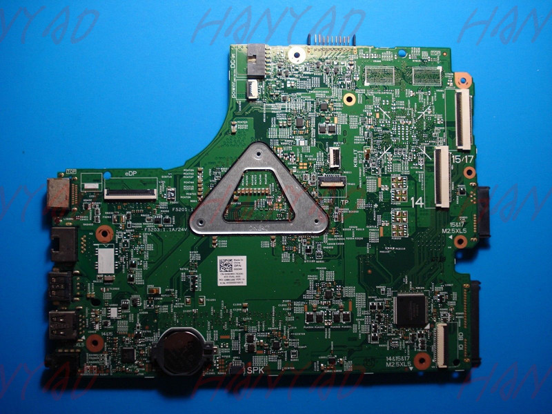 CN-0P34KX 0P34KX P34KX For DELL 3542 Laptop Motherboard 13269-1 PWB FX3MC With 3558u DDR3L 100% Tested Price $150.00