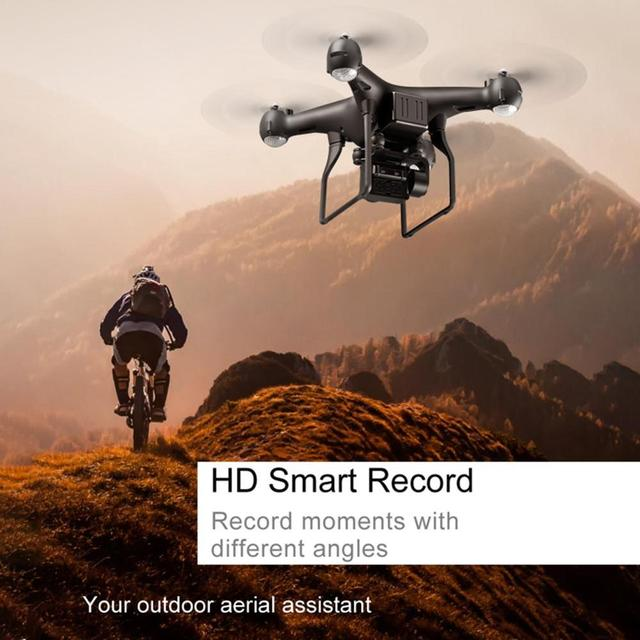 Upgraded S32T fpv Quadcopter With 4K Camera ESC HD 20mp adjustable Camera selfie Drone RC Helicopters 4-axis Aircraft flying toy 3