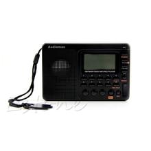Digitale Tuning Lcd Ontvanger Tf MP3 Rec Speler Am Fm Sw Full Band Radio Draagbare