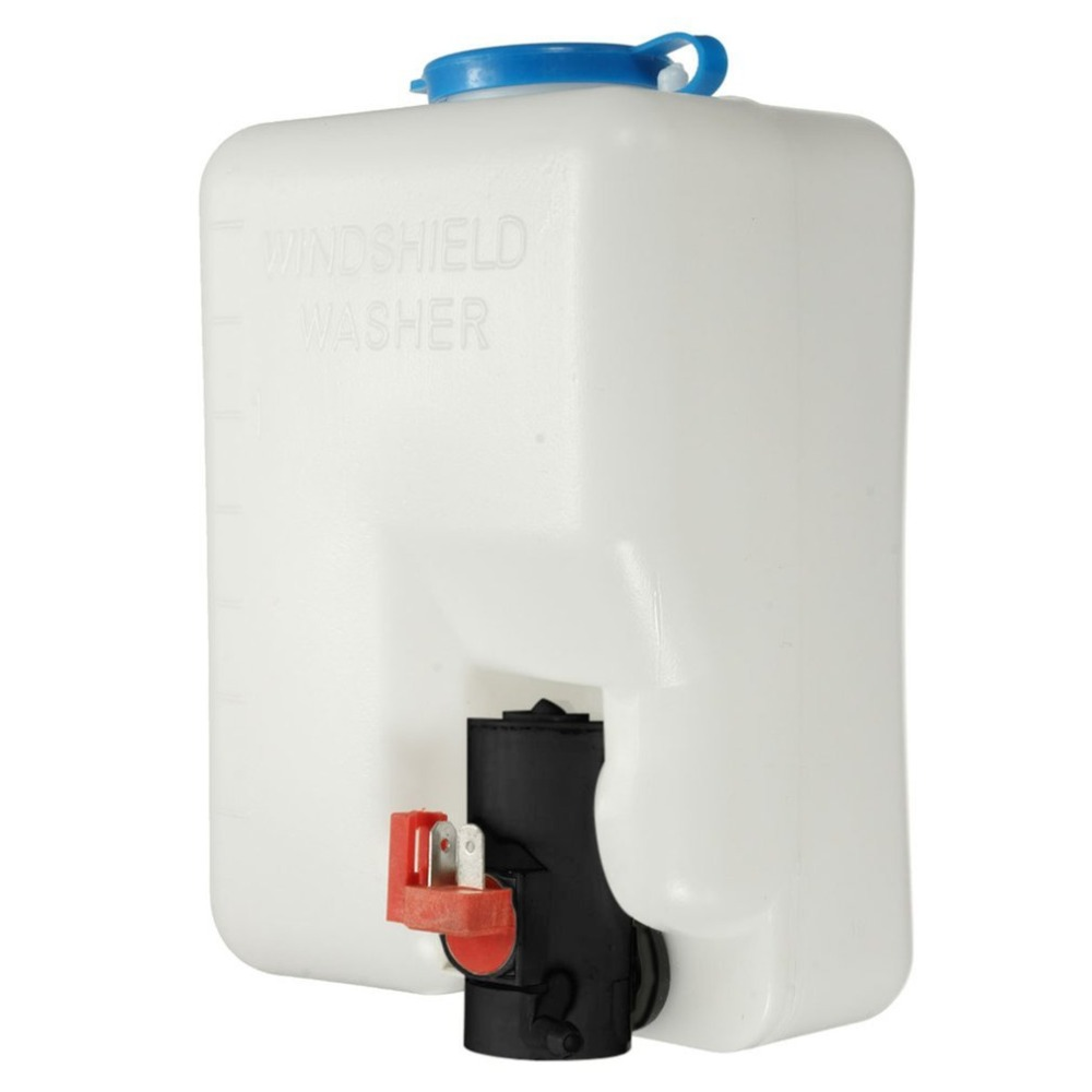 Car Professional Water Pump Car Windshield Washer Reservoir Pump Bottle Kit 12V 100W High Pressure Electric Diaphragm Pump