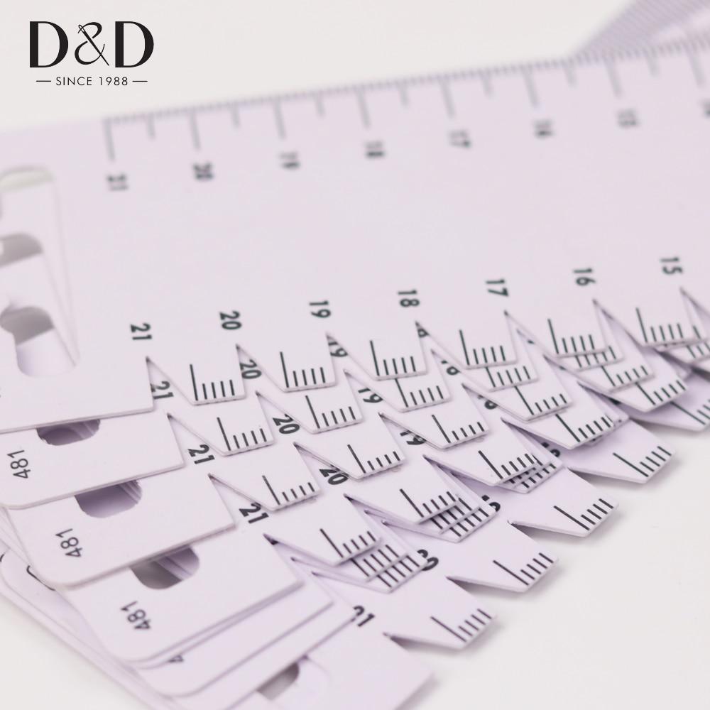 ▻1 unid Thin patchwork costura suave Costura medición Quilting ...