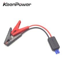 Abrazaderas de Refuerzo Inteligente inteligente Reemplazo de Cables Cables Jump Batería de Automóvil de Plomo cable de Refuerzo Abrazadera Prevenir Autoliquidación