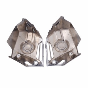 Image 5 - Motorcycle Front Left Right Lower Cowl Cover For Honda Goldwing 1800 GL1800 2018 2020
