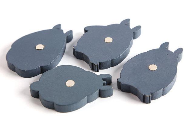 Studio Ghibli My neighbor Totoro – Magnets Set