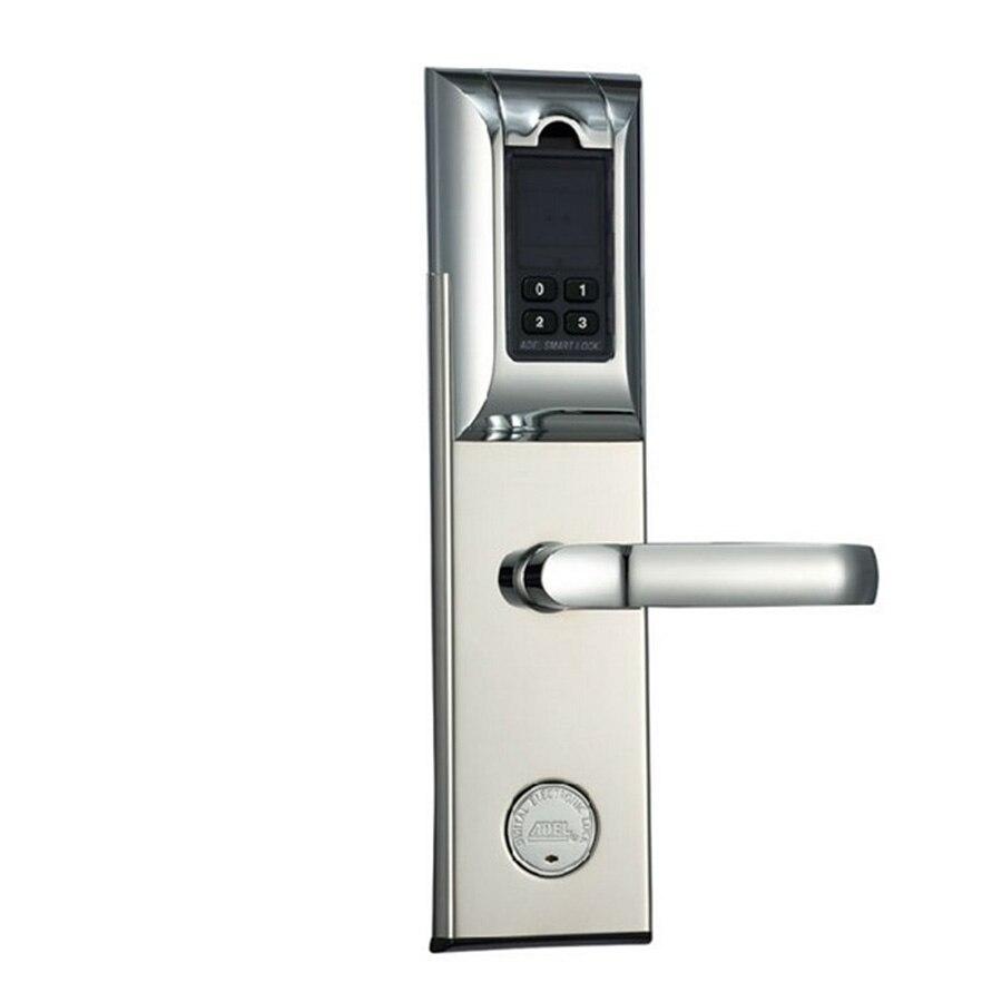 Biometric Fingerprint Lock Entry Door Lock Password Code Keyless Door Lock 4920