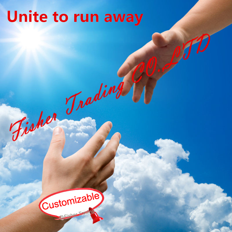 Customize Escape Room Game Prop Unite To Run Away, Hand In Hand To Escape The Chamber, Interesting And Magic Hold Hands Game