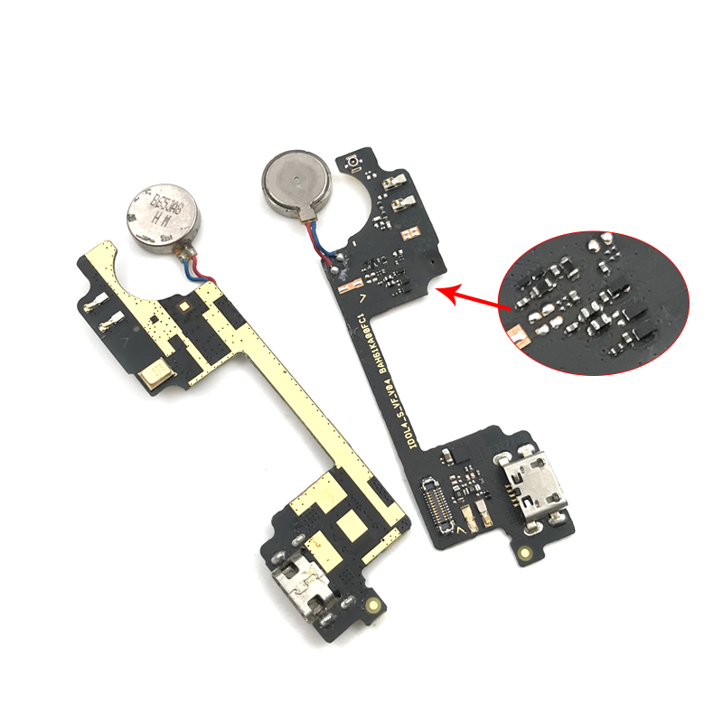 USB Charging Port Dock Connector Charger Board For Vodafone Smart Platinum 7 VFD 900 Replacement