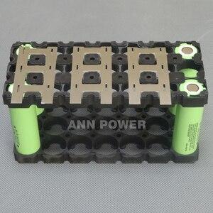 Image 3 - 3P7S 18650 battery holder + 3P2S Nickel strip Used for 24V 10Ah li ion battery pack 3*7 holder and 3*2 nickel belt