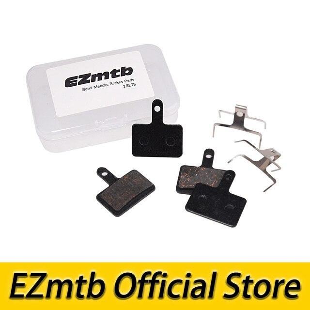 EZmtb Bicycle Disc Brake pads for SHIMANO M375 M395 M486 M485 M475 M416 M446 M515 M445 M525 & tektro draco hd330