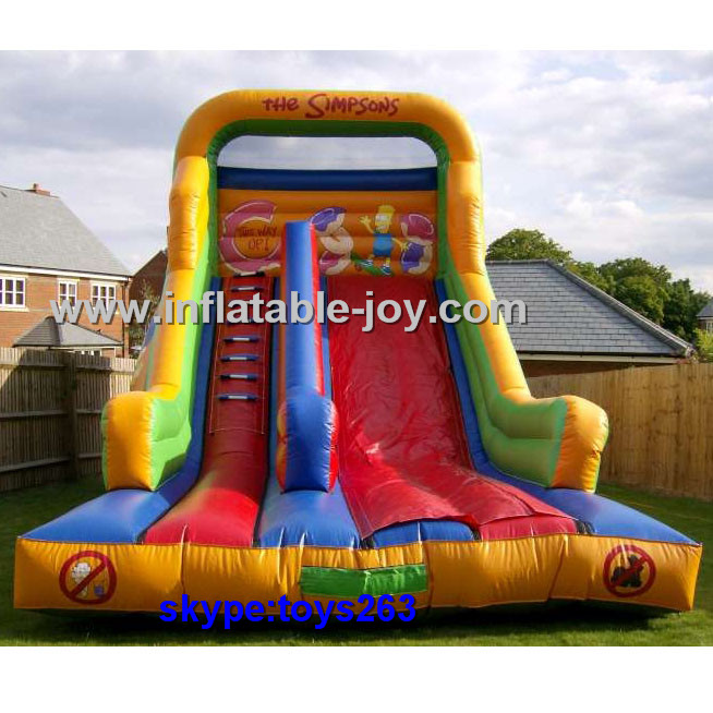 free air shipping inflatable slide for sale small inflatable slide