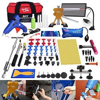 PDR Set Kits and Repair Body Starter Damage Black Paintless Car for Door Hail Dings Hand Tool Set