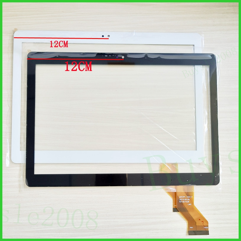 New For 10.1 inch Tablet PC MTCTP-10617 touch screen panel Digitizer Sensor replacement Free Shipping 8 inch touch screen for prestigio multipad wize 3408 4g panel digitizer multipad wize 3408 4g sensor replacement