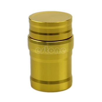 Vintage palnik na alkohol lampa aluminiowa obudowa sprzęt laboratoryjny ogrzewanie 10ml Mini tanie i dobre opinie Laboratorium urządzeń ogrzewania home use lamps