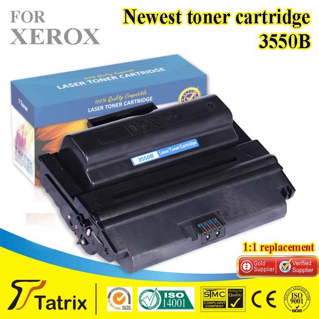 ФОТО High Capacity Black 3350 toner cartridge for xerox WorkCentre 3350 supplies print.