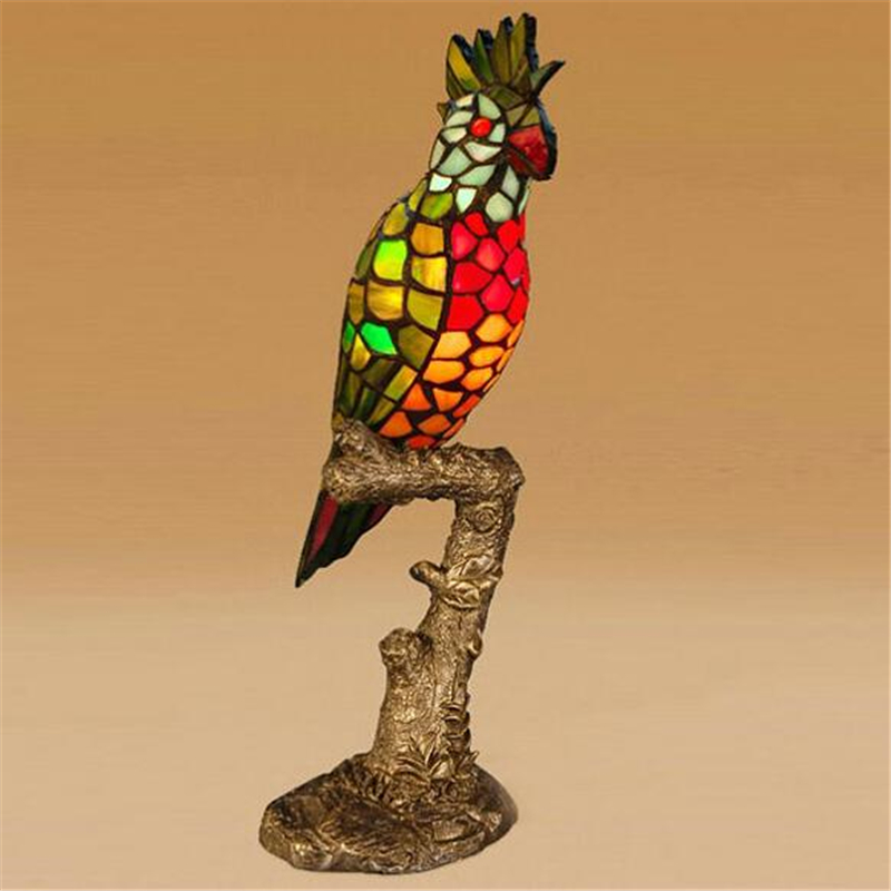Popular Parrot Table Lamp