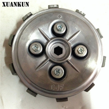 XUANKUN JS150-3 3C JYM150 JS150 R6 Clutch Small Ancient Assembly Wood Chips