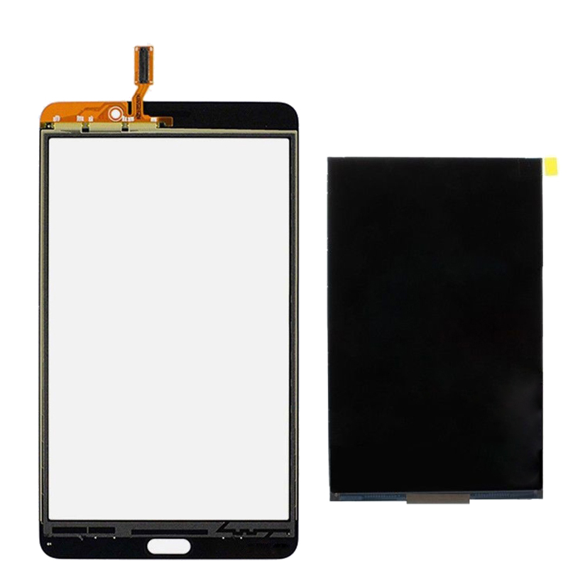 For Samsung Galaxy Tab 4 7.0 SM-T231 T231 T235 Touch Screen Digitizer Sensor Glass + LCD Display Panel Monitor 10pcs ogs tested lcd panel for samsung galaxy tab 4 7 0 t230 t231 lcd display brand new with tracking number