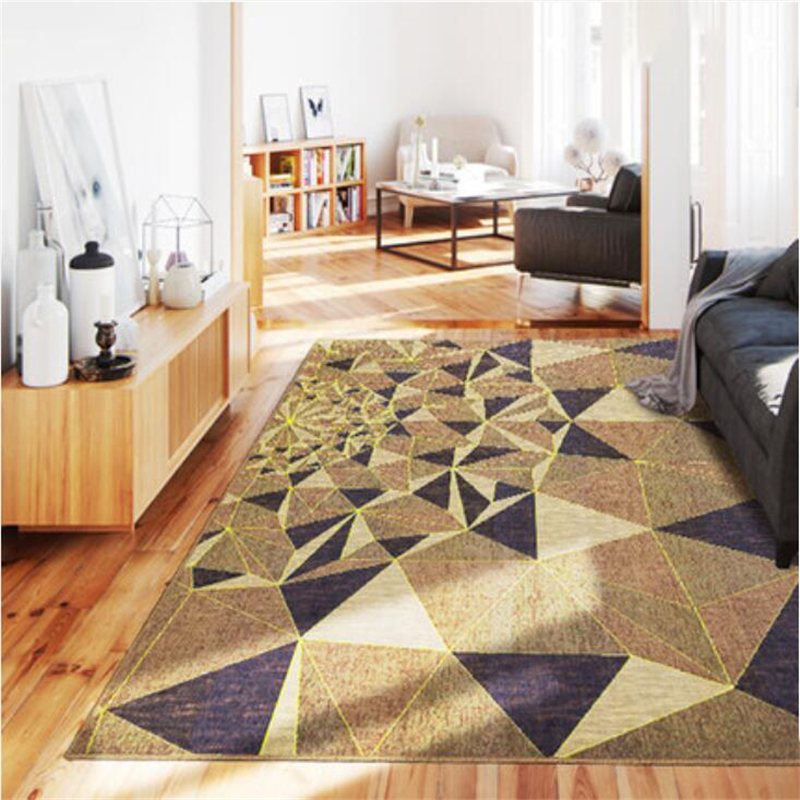 2018 New Creative Modern Soft Carpets For Living Room Bedroom Kid Room Rugs Home Carpet Floor Door Mat Large Fashion Area Rug
