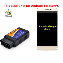 ELM327 Super Mini ELM327 V2.1 OBD2 Bluetooth Interface Auto Scanner Car Diagnostic Tool works on Android Windows Symbian(China)