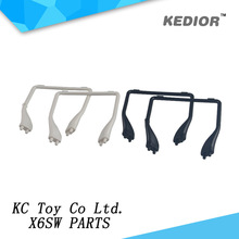 White Or Black X6SW Landing Gear Accessories Rc Helicopter Drone Quadcopter Spare Parts