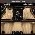 Car floor mats for BMW F10 F11 F15 F16 F20 F25 F30 F34 E60 E70 E90 1 3 4 5 7 Series GT X1 X3 X4 X5 X6 Z4 3D car-styling carpet