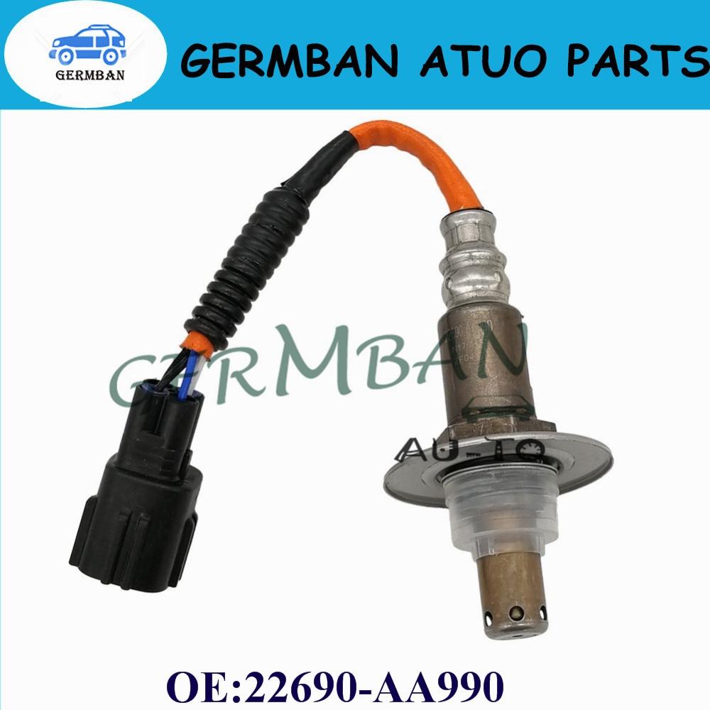 2pcsLambda Oxygen Sensor Air Fuel Ratio Sensor No#22690-AA990 22690AA990 22641-AA670 FOR SUBARU XV 2.0 Forester Impreza 2.0 1.62pcsLambda Oxygen Sensor Air Fuel Ratio Sensor No#22690-AA990 22690AA990 22641-AA670 FOR SUBARU XV 2.0 Forester Impreza 2.0 1.6