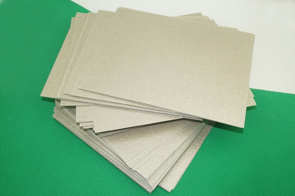 Mica Waveguide Cover Material Plate