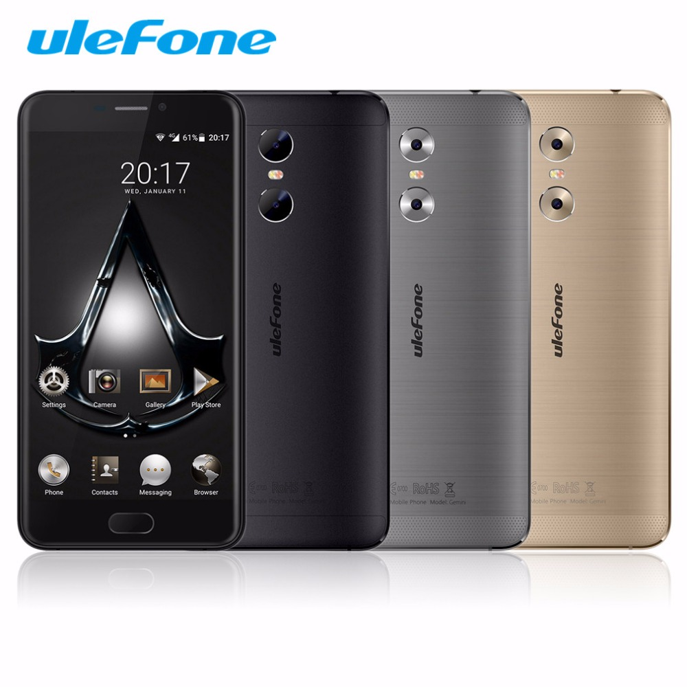 Original Ulefone GEMINI 5.5 \