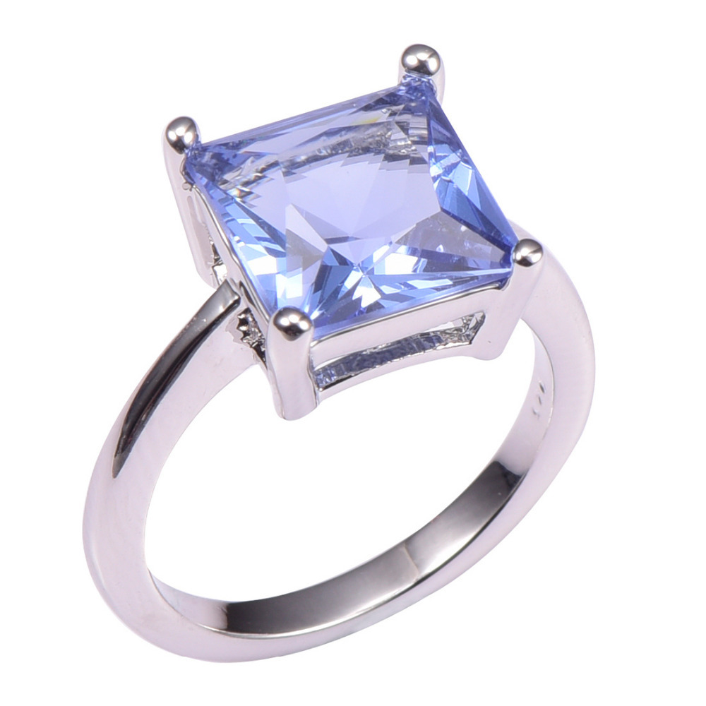 Online Buy Wholesale Heart Tanzanite Ring From China Heart