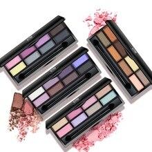 New 8 Color Matte Eye Shadow Platte Pear Nude Waterproof Long Lasting Makeup Eye shadow Cosmetics все цены