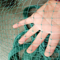 10 M Garden Fence Mesh Green Color Safety Poultry And Pets Simple Breeding Net Fishing Net