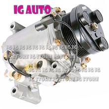 MSC105CA Auto AC Compressor For Mitsubishi Outlander 6PK 95MM MN185237 MR513148 AKC200A560 MR513474