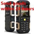 """Original MANN ZUG S 2.0"""" IP67 Waterproof mobile phone dustproof shockproof Outdoor Old Man Rugged Dual SIM 3G WCDMA cell phone"""