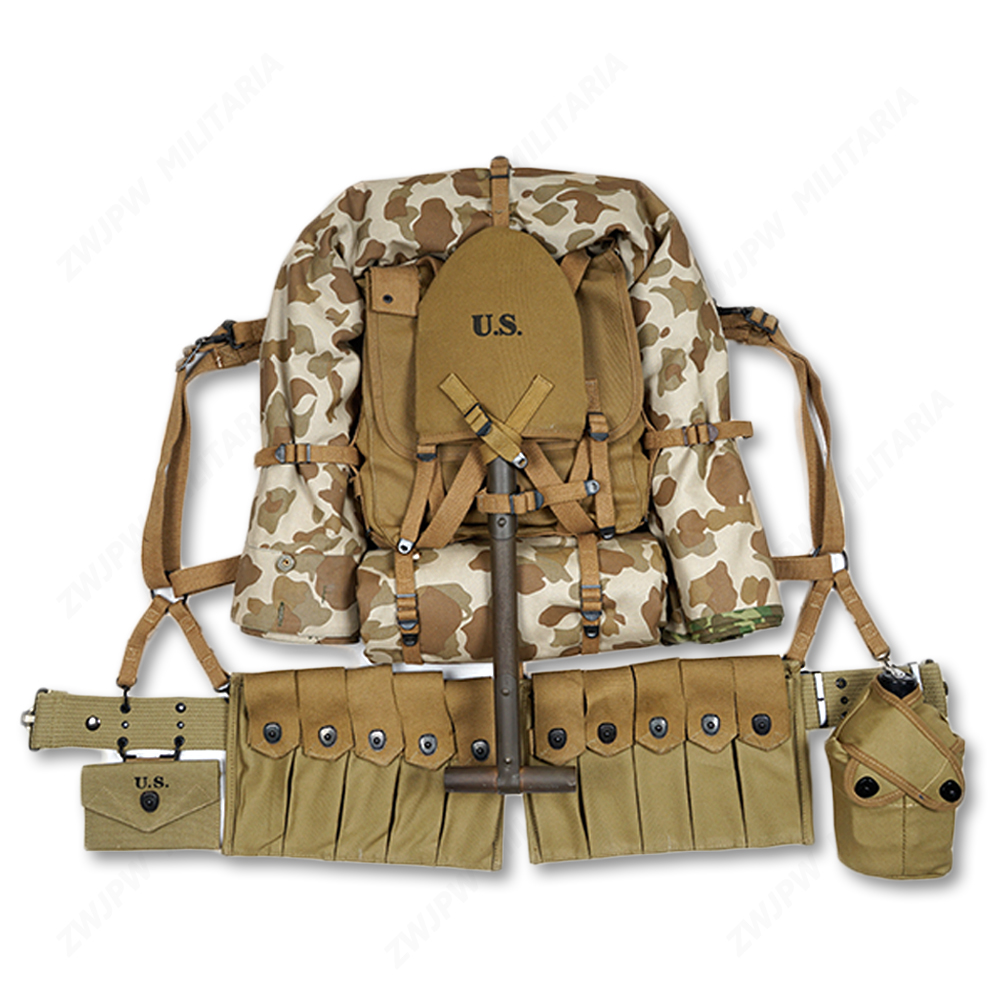 Type Straps Six Cell Pouch Back To Search Resultssports & Entertainment Ww2 Us Army Equipment M36 Bag Belt First Aid Kit And 0.8l Kettle X