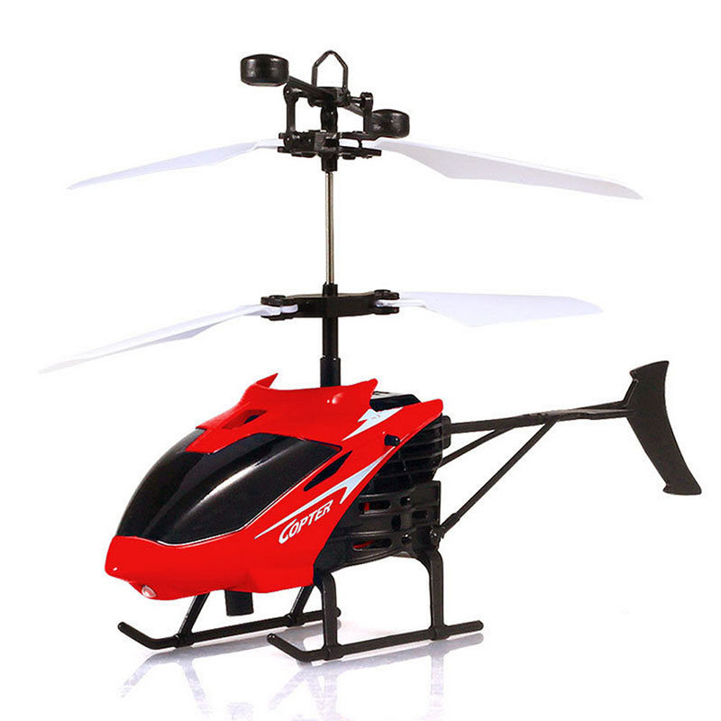 Sensor Helicopter 3D Gyro Helicopter Kids Heicopters Plane Children Follow Me Micro 2 Channel Helicopter Toy Gift for Kids in RC Airplanes from Toys Hobbies