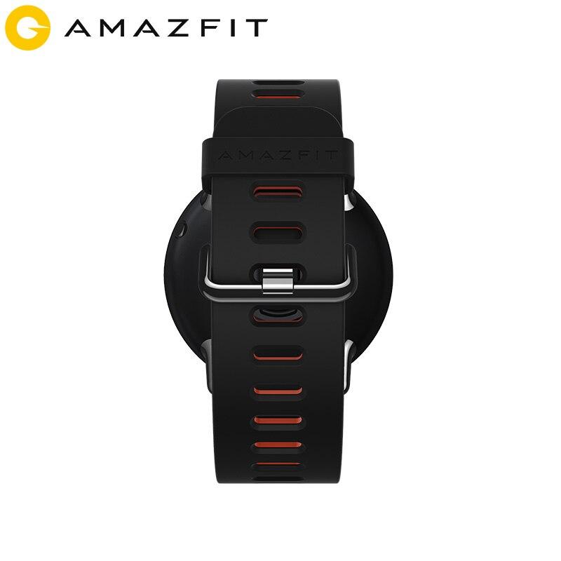 Huami Amazfit Pace Smartwatch Amazfit reloj inteligente Bluetooth GPS información Push Frecuencia Cardíaca Monitor inteligente - 3