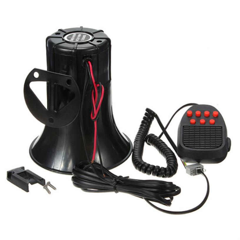 CARPRIE Loud 12V 100W 7 Sounds Tone Horn Siren Speaker Alarm for Car Van Truck Boat 130dB Apr12 Drop Shipping