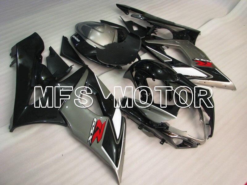 Пресс-формы для Suzuki GSXR 1000 К5 2005 2006 АБС впрыска Обтекателя комплекты GSXR1000 К5 05 06 - другие - серебристо-серый/черный