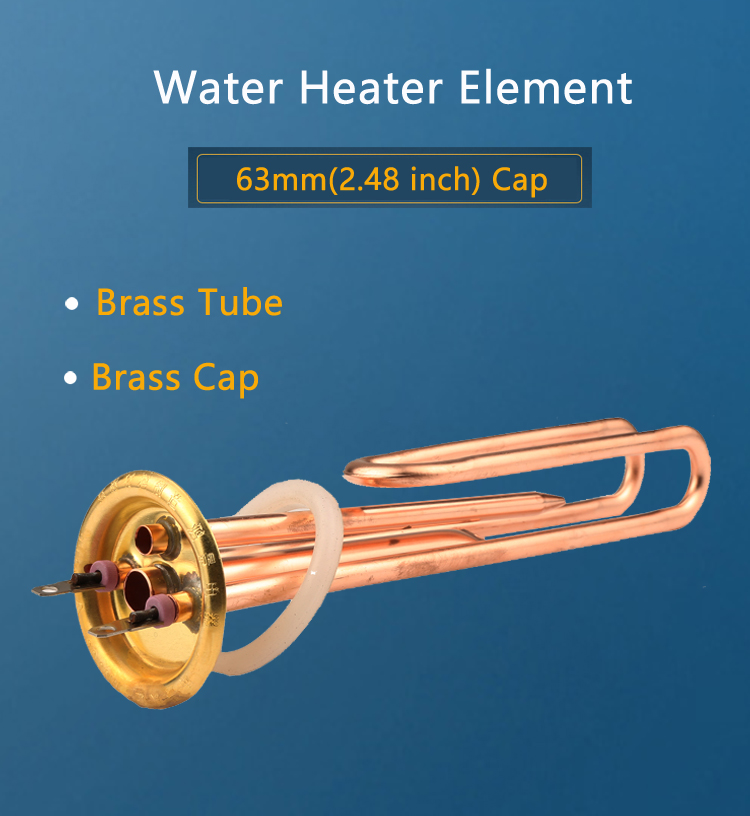Aliexpress.com : Buy 3KW 220V red copper heating element for ...