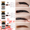 Eyebrow Mascara Enhancer Eyebrow Gel Super Lasting  Waterproof Sweat Professional Peel Off Natural Eyebrow Tint Dye Makeup Z3