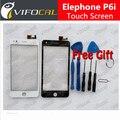 Elephone P6i Pantalla Táctil Del Panel Digitalizador pantalla de Reemplazo Original del 100% Para Jiayu G5 + Envío Libre-Blanco Negro