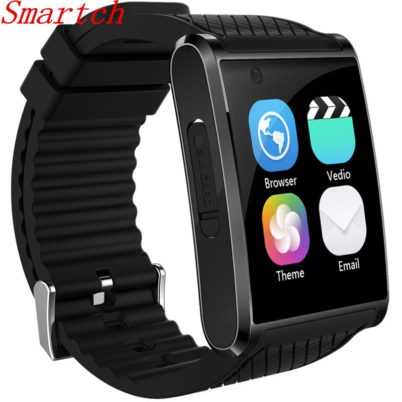 Smartch Android 5.1 Smart Watch phone X11 512RAM 4GB ROM 2G/3G GPS WiFi Bluetooth 4.0 Support sim Camera 2.0M MTK6580 smartwatch celiadwn smart watch android 5 1 smartwatch phone 3g mtk6580 512mb 4gb with 2 0 camera wifi gps sim card clock vs x200 dm98