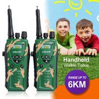 Children Military Camouflage Walkie Talkie Handheld Creative Children S Day Gift