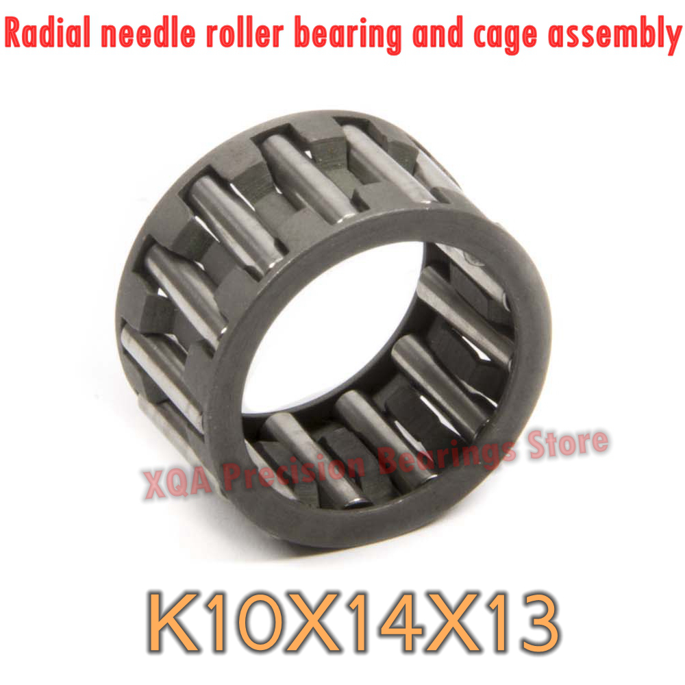 K081110 QTY25 Metal Needle Roller Bearing Cage Assemblies 8*11*10 8x11x10 mm