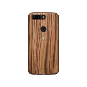 Image 3 - Original Official  Oneplus 5T 6T 7pro  Bumper Case Back Cover Karbon Rosewood Ebony Wood  All round Protection shell oneplus 5t