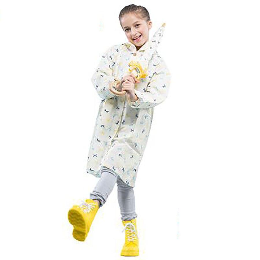 Enfants imperméable Poncho femmes imperméable garçons imperméable en plein air bébé enfants imperméable manteau couverture costume filles Regenjacke imperméable 5R127