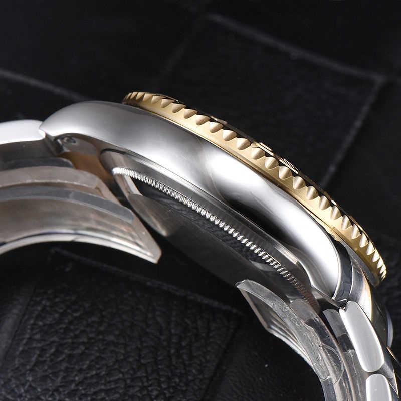 41mm parnis Nero Blu Grigio Quadrante Cristallo di Zaffiro lunetta in ceramica Data Luminoso 21 gioielli Miyota Automatico degli uomini Meccanici di orologio
